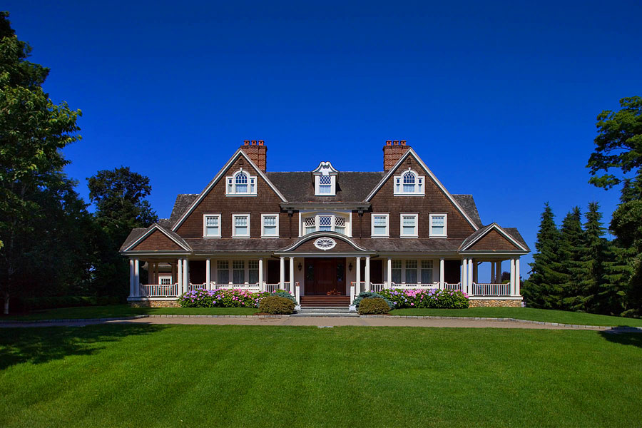 Shingle style architecture in connecticut for Shingle style architecture